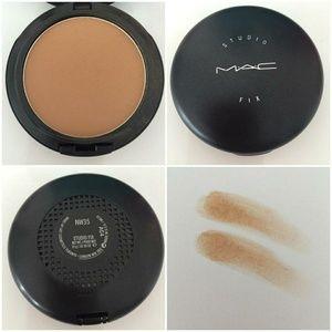 MAC studio fix powder foundation  NW35